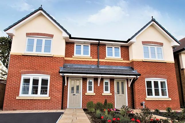 Thumbnail Semi-detached house for sale in Hoyles Lane, Preston, Lancashire