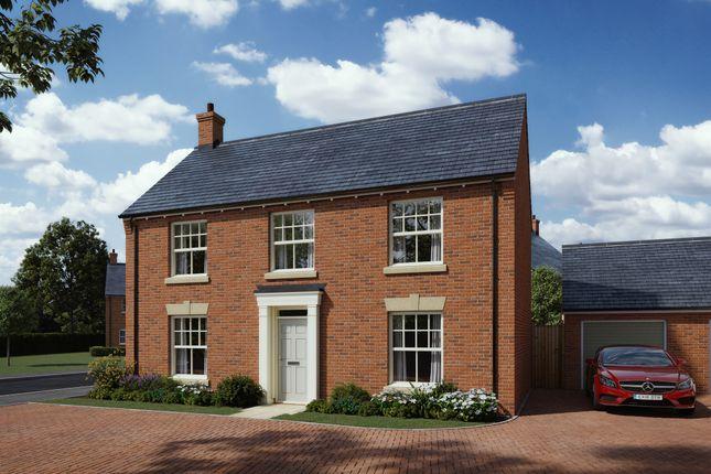 Thumbnail Detached house for sale in Bosworth Grange, Husbands Bosworth, Lutterworth