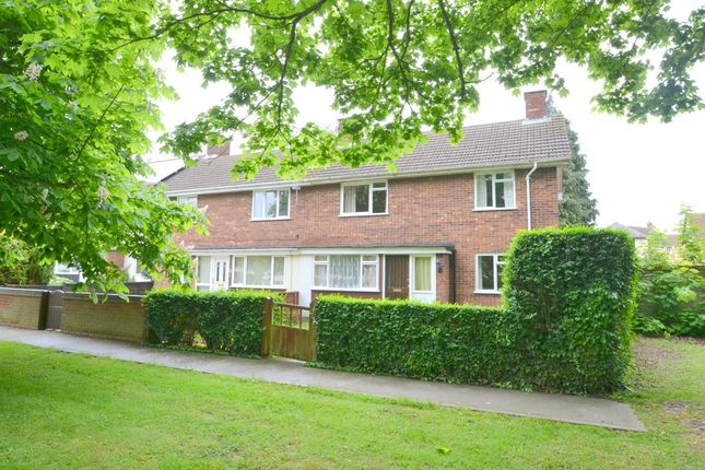 Thumbnail End terrace house for sale in Westfield, Clare, Sudbury