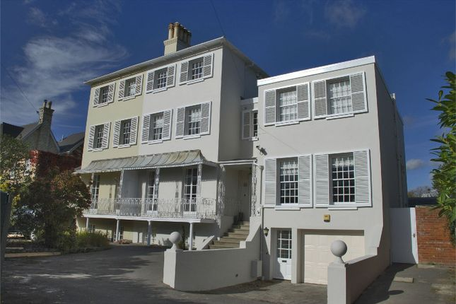 Thumbnail Town house for sale in Highfield, Lymington, Hampshire