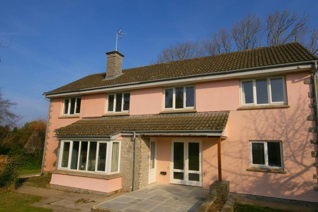 Thumbnail Detached house to rent in Brendon Road, Watchet