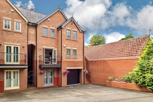 Thumbnail Town house for sale in Eagle Brow, Lymm