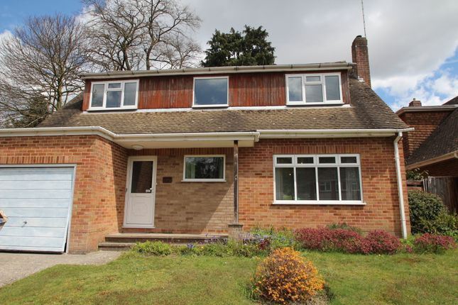 Thumbnail Detached house to rent in Newlands, Fleet