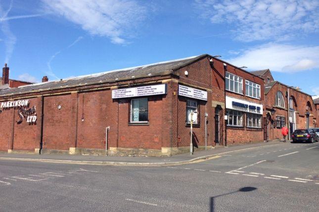 Thumbnail Industrial for sale in 12-14 Chapel Street, Blackburn, 2Eh.