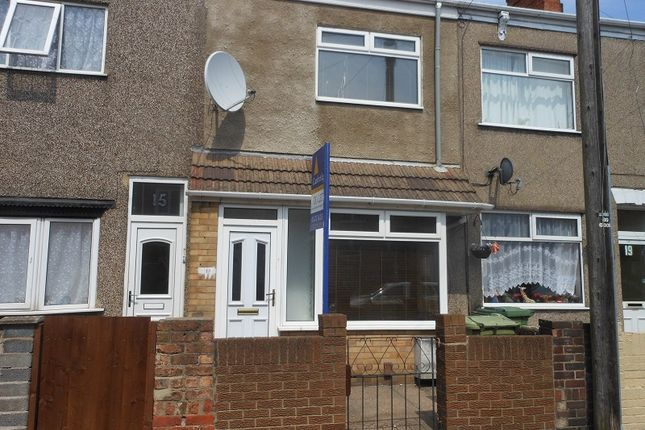 Thumbnail Terraced house to rent in Taylor Street, Cleethorpes