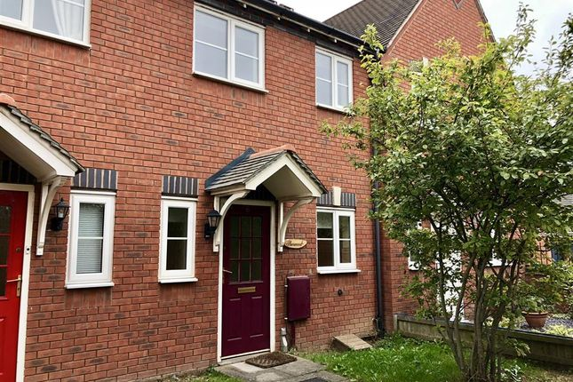 Thumbnail Terraced house to rent in Buttercup Close, Kidderminster