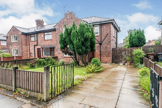 Thumbnail Semi-detached house to rent in Princes Avenue, Astley, Tyldesley, Manchester