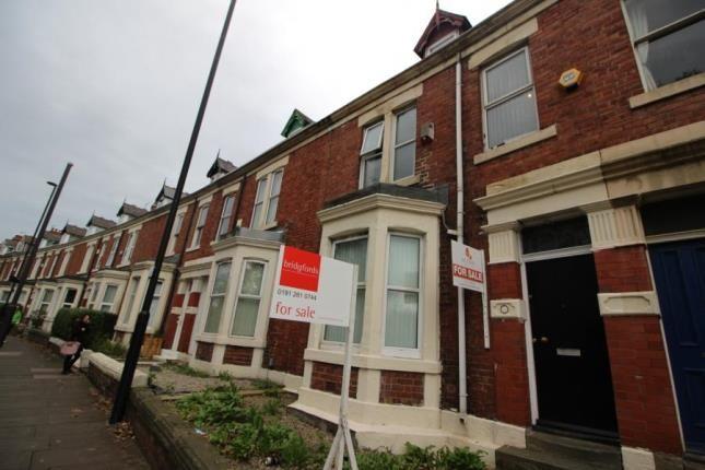 Thumbnail Terraced house for sale in Sandyford Road, Sandyford, Newcastle Upon Tyne