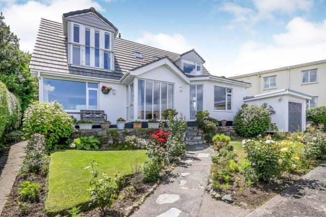 Thumbnail Bungalow for sale in Carbis Bay, St.Ives, Cornwall
