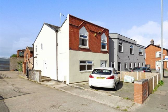 Thumbnail Detached house for sale in West Street, Crewe
