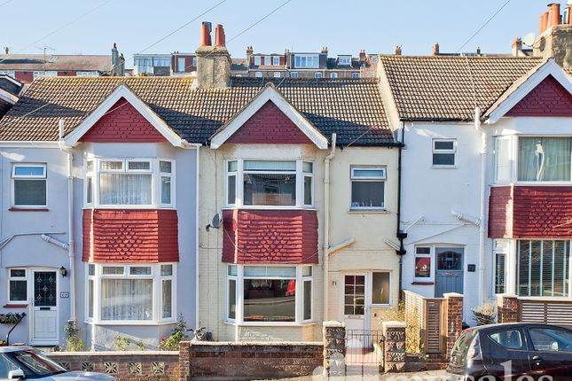 Thumbnail Terraced house for sale in Stanmer Villas, Brighton, East Sussex.