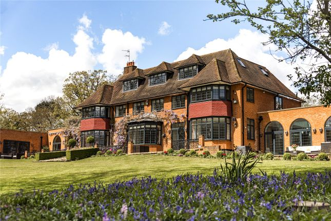 Thumbnail Detached house for sale in Carbone Hill, Northaw, Potters Bar, Hertfordshire