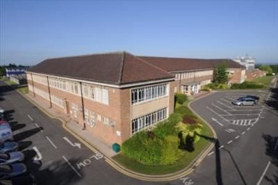 Office to let in Repton House, Bretby Business Park, Bretby, Burton Upon Trent