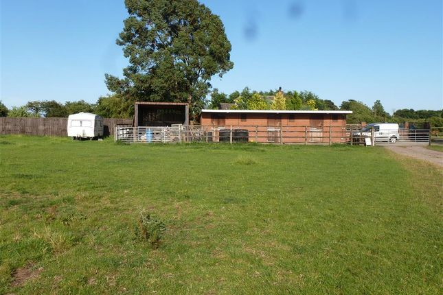 Thumbnail Land for sale in Louth Road, New Waltham, Grimsby
