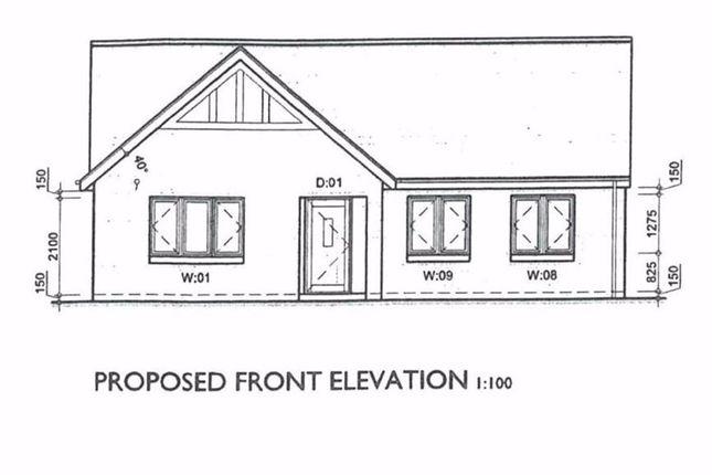 Thumbnail Detached bungalow for sale in Rufus Lewis Avenue, Gorseinon, Swansea