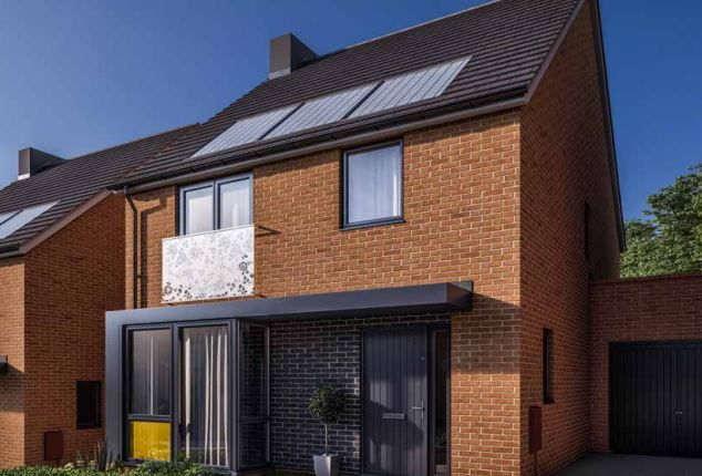 Thumbnail Link-detached house for sale in Marksbury Road, Bristol