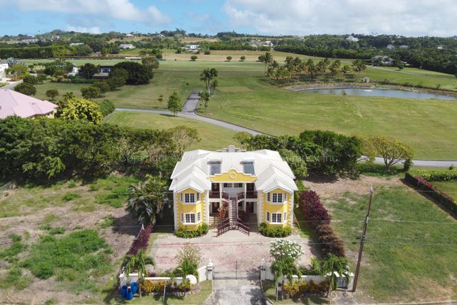 Thumbnail Block of flats for sale in 196, St. Silas Heights, St. James, Barbados
