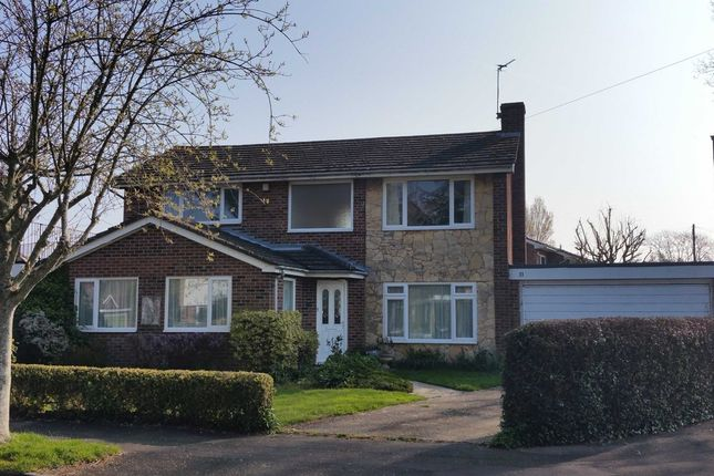 Thumbnail Detached house for sale in Christopher Way, Emsworth