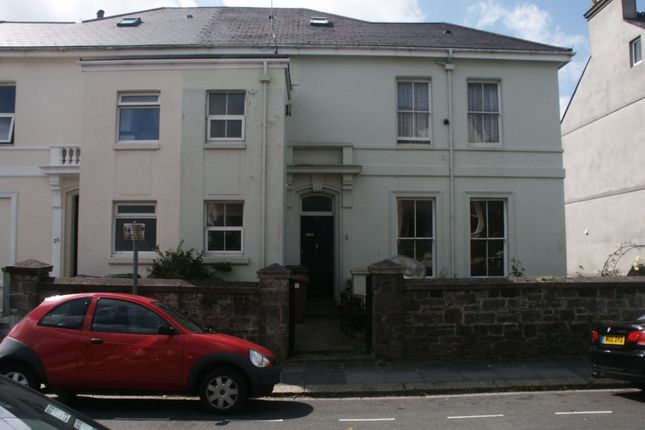 Thumbnail Property to rent in 24 Lockyer Road, Plymouth, Devon
