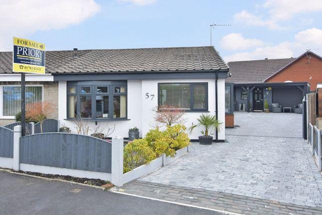 External of Derwent Crescent, Kidsgrove, Stoke-On-Trent ST7