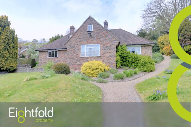 2 bed detached bungalow to rent in Grange Road, Lewes BN7