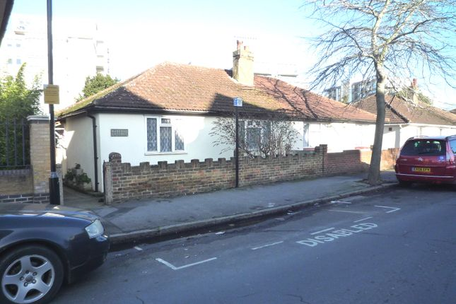 Thumbnail Bungalow for sale in Burford Road, Brentford