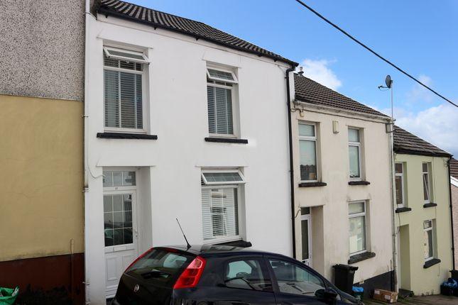 Thumbnail Terraced house for sale in Regent Street, Dowlais, Merthyr Tydfil