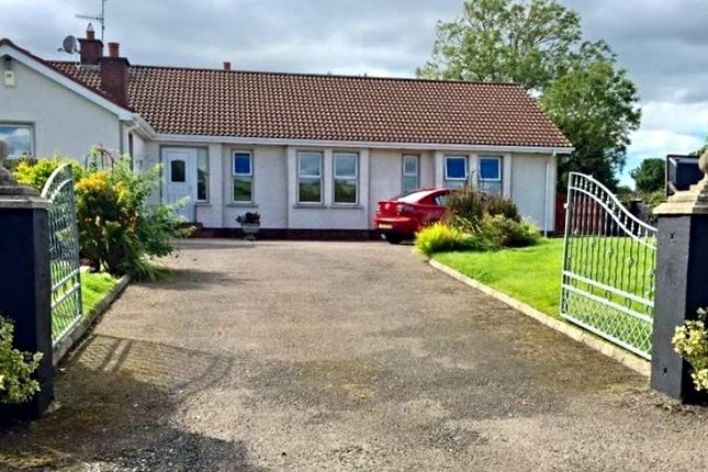 Thumbnail Detached bungalow for sale in Coolermoney Road, Strabane