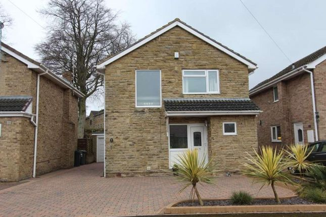Thumbnail Detached house for sale in Pollard Way, Cleckheaton, West Yorkshire