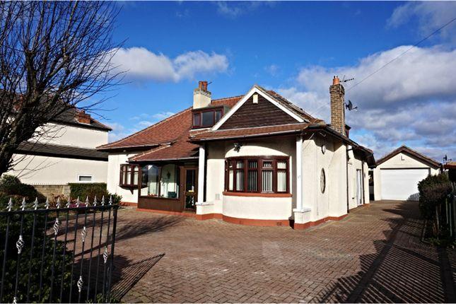 Thumbnail Detached bungalow for sale in Bradford & Heckmondwike Road, Bradford
