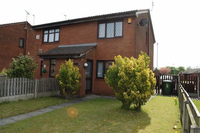 Thumbnail Semi-detached house to rent in Marigold Terrace, Middleton, Lancs