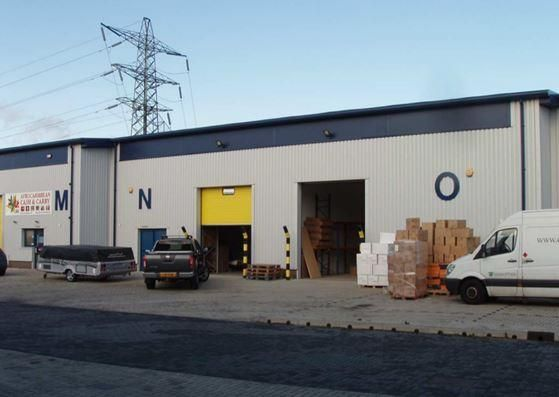 Thumbnail Light industrial for sale in Unit N, Oyo Business Units, Barge Way, Kemsley Business Park, Sittingbourne, Kent