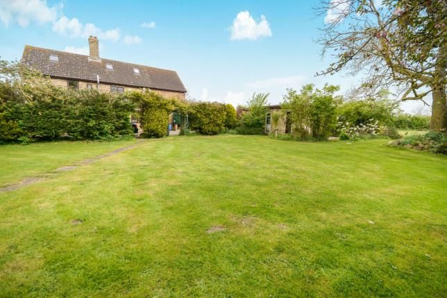 Thumbnail Detached house for sale in Stainfield, Market Rasen, .