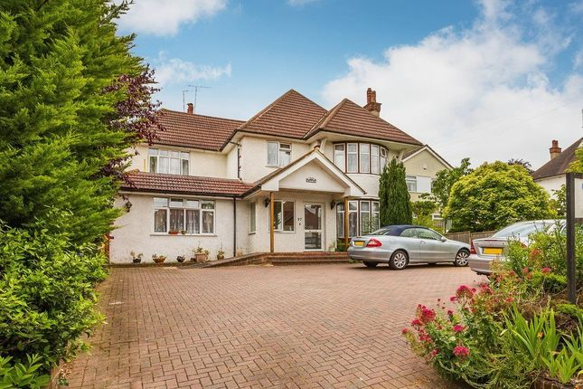 Thumbnail Detached house for sale in Woodcote Grove Road, Coulsdon