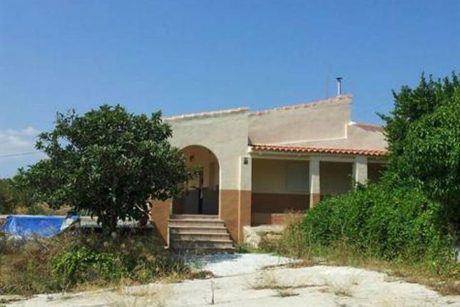 3 bed villa for sale in Sax, Alicante, Spain