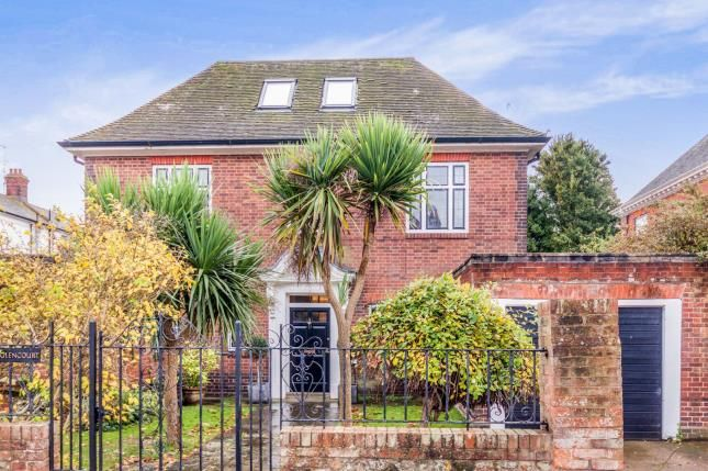 Thumbnail Detached house for sale in Furness Road, Eastbourne, East Sussex