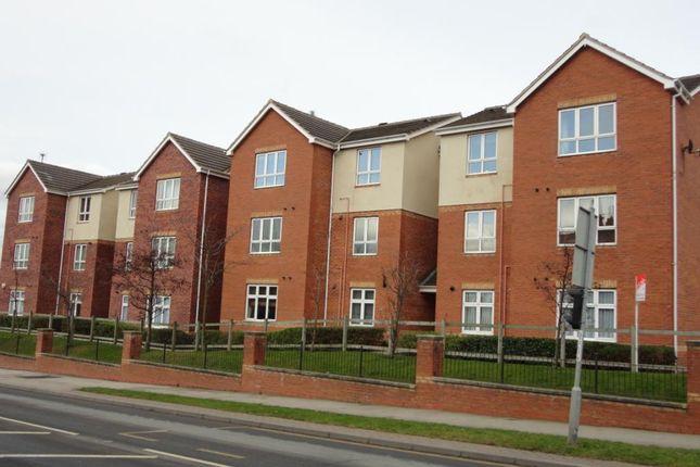 Thumbnail Flat to rent in Blacksmith Mews, Robin Hood, Wakefield