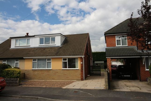 Thumbnail Semi-detached house for sale in Westbourne Drive, Garforth, Leeds