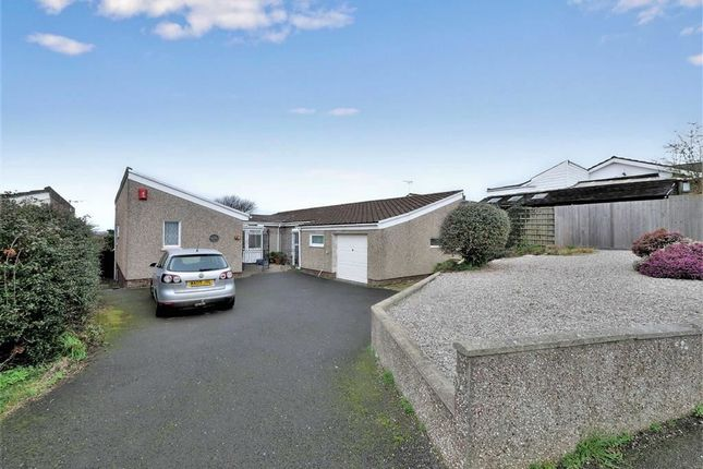 Thumbnail Detached bungalow for sale in Trevella Road, Bude, Cornwall