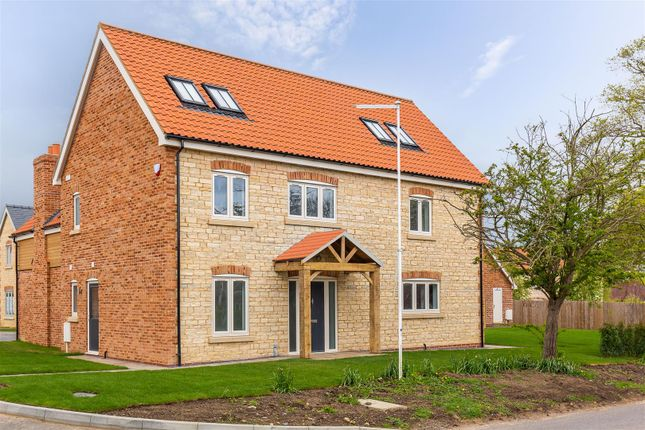 Thumbnail Property for sale in Plot 18, 617 Court, Scampton, Lincoln