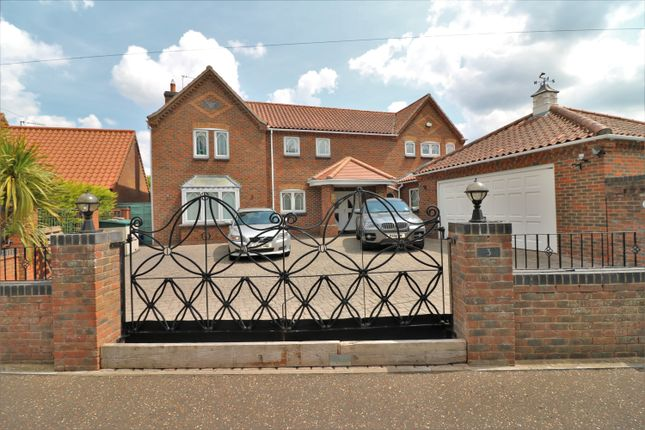 Thumbnail Detached house for sale in Paget Adams Drive, Dereham