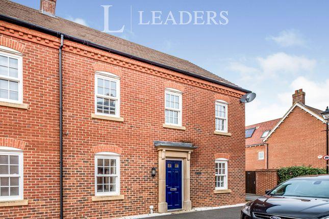 Thumbnail Semi-detached house to rent in Wayland Road, Biddenham, Bedford