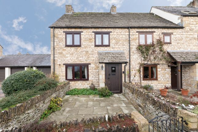 Thumbnail End terrace house to rent in Sylvester Close, Burford