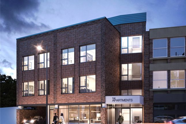 Thumbnail Flat for sale in The Apartments, Weald Road, Brentwood, Essex