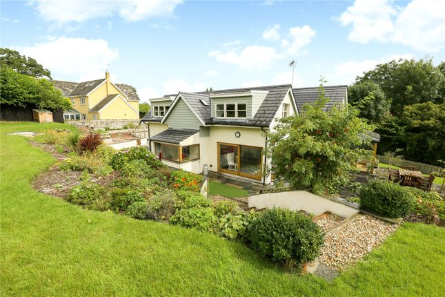 Thumbnail Detached house for sale in Llancarfan, Vale Of Glamorgan