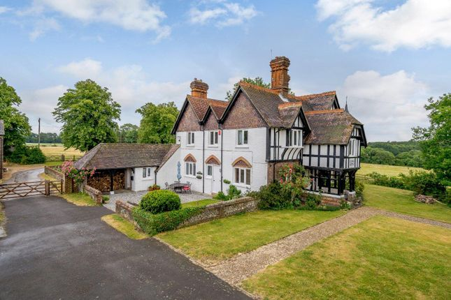 4 bed detached house for sale in Langleybury, Kings Langley, Hertfordshire WD4
