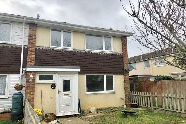 Thumbnail End terrace house to rent in Potters Mead, Wick, Littlehampton