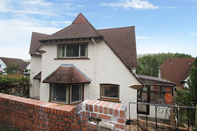 Thumbnail Semi-detached house for sale in York Avenue, Garden City, Ebbw Vale