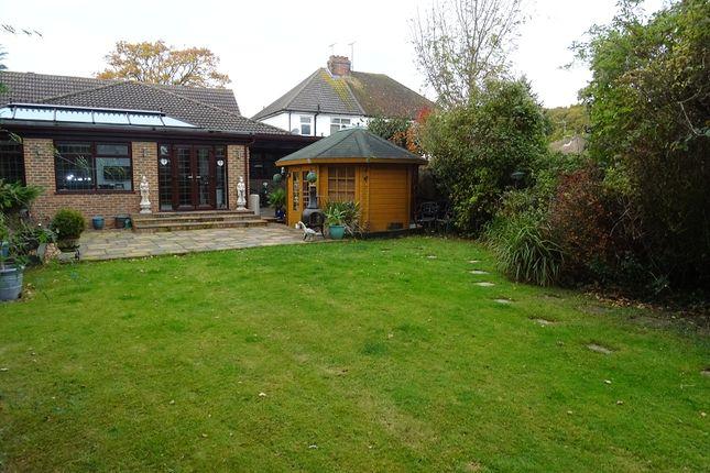 Garden of Springvale, Wigmore, Kent. ME8