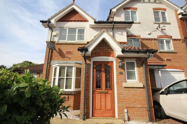 Thumbnail End terrace house for sale in Lewis Mews, Snodland
